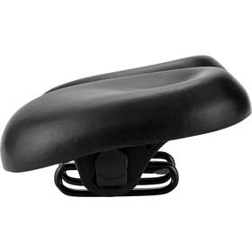 SQlab Easyseat 1 Medisch Zadel Heren, black